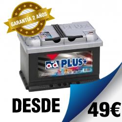 BATERÍAS DESDE 49€