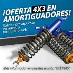 4x3 EN AMORTIGUADORES